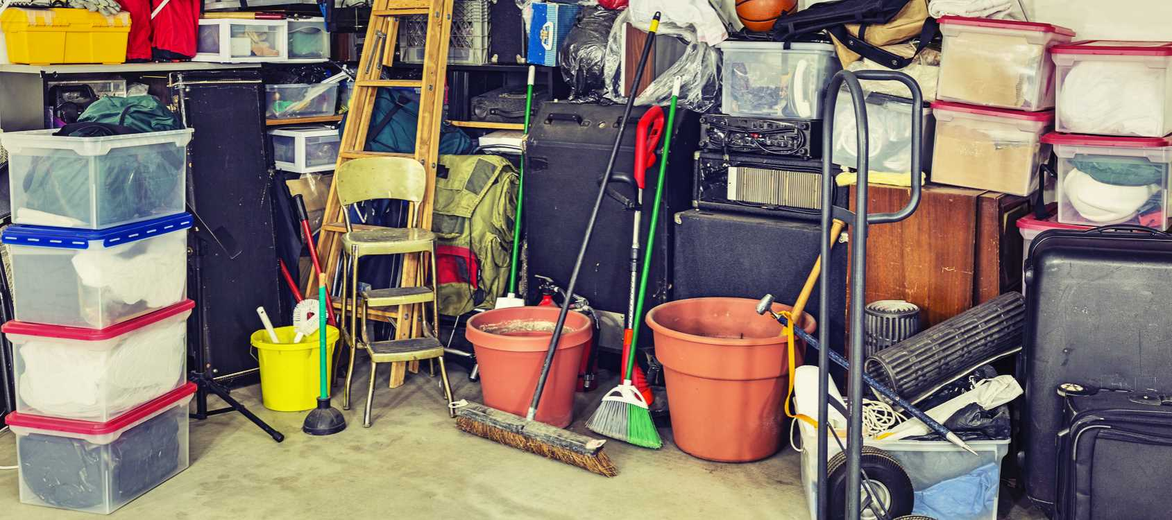 Garage Cleanout - Unwanted Items Pickup Springfield MO