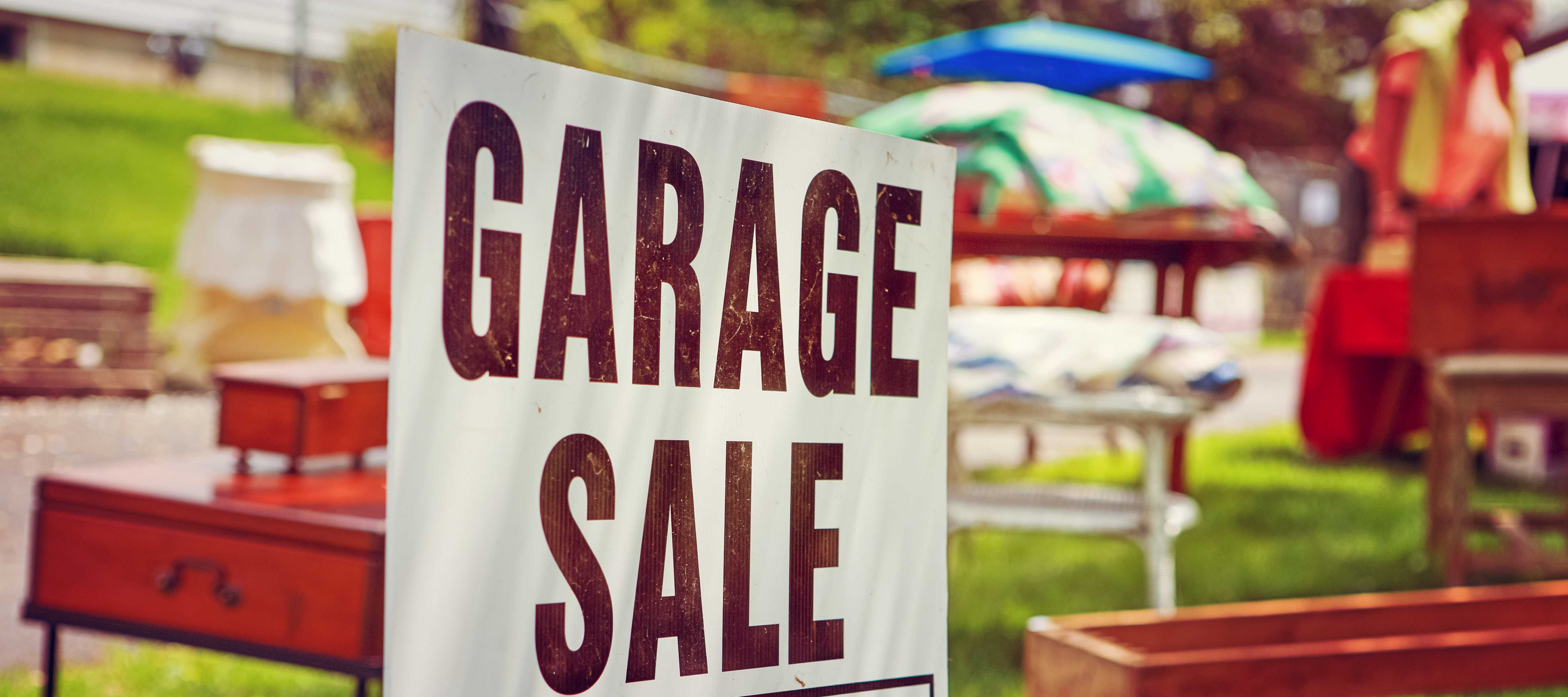 Garage Sale Unwanted Items Pickup in Springfield Missouri